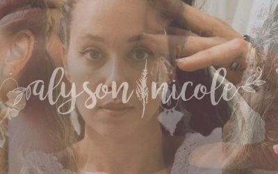 ABOUT THE BRAND- ALYSON NICOLE